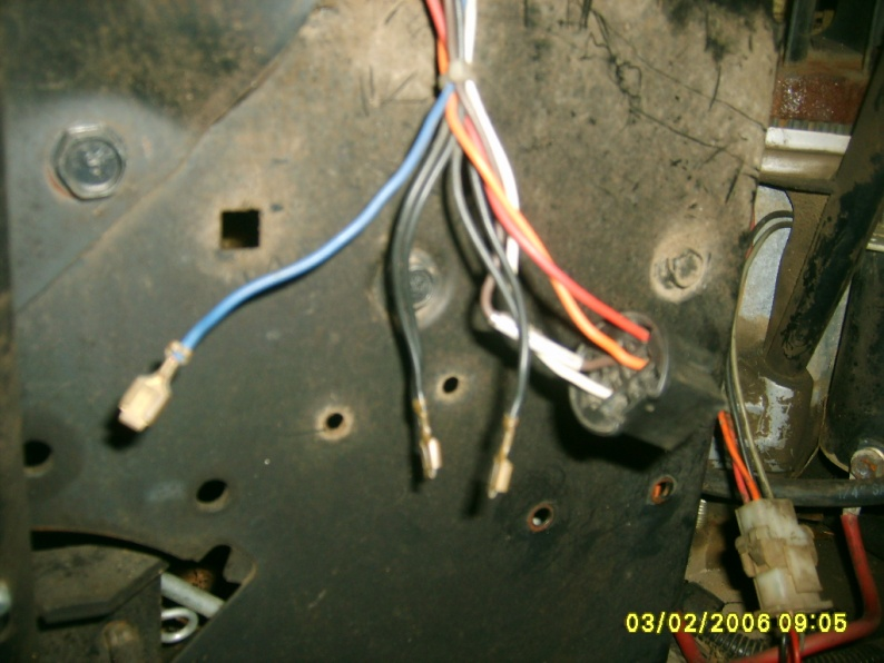 Poulan Pro Wiring Harness Help - Mytractorforum Com