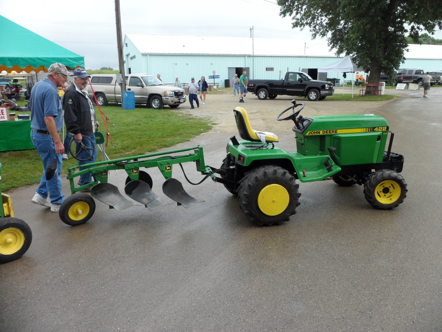 Weekend Freedom Machines >> Sights From Weekend Of Freedom Machines Mytractorforum Com The