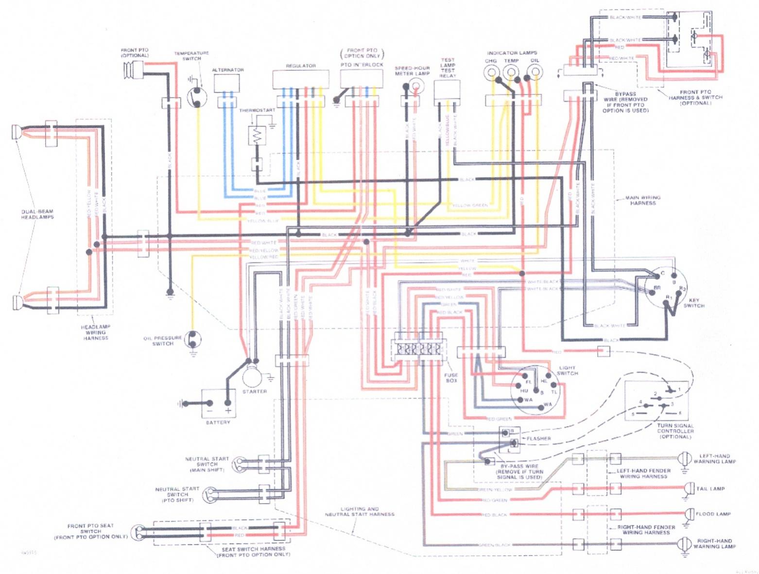 deere d100 wiring diagram john wiring diagrams john deere d100 wiring diagram
