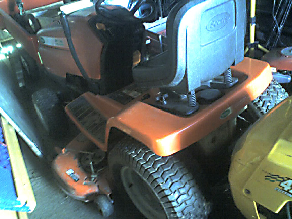 scotts s2048 wiring diagram scotts s2048 charging problem help also now have pics my  scotts s2048 charging problem help