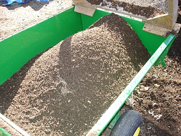 Topsoil screener shaker | My Tractor Forum