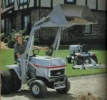 What Craftsman tractor is most desired by collectors
