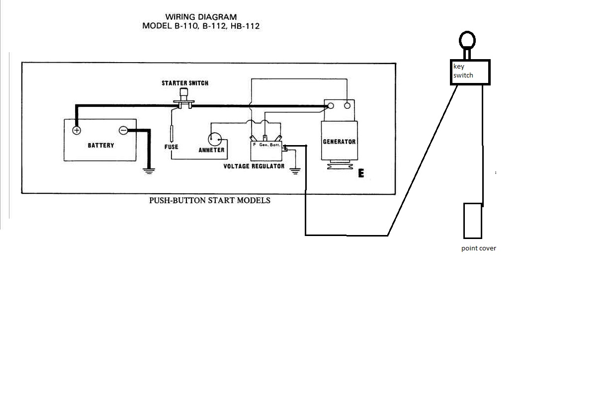 Chicago Electric Generator Engine Wiring Diagram