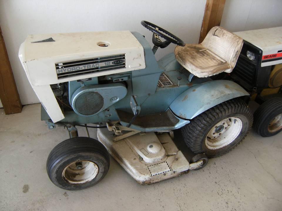 Vintage Sears Garden Tractors My Tractor Forum