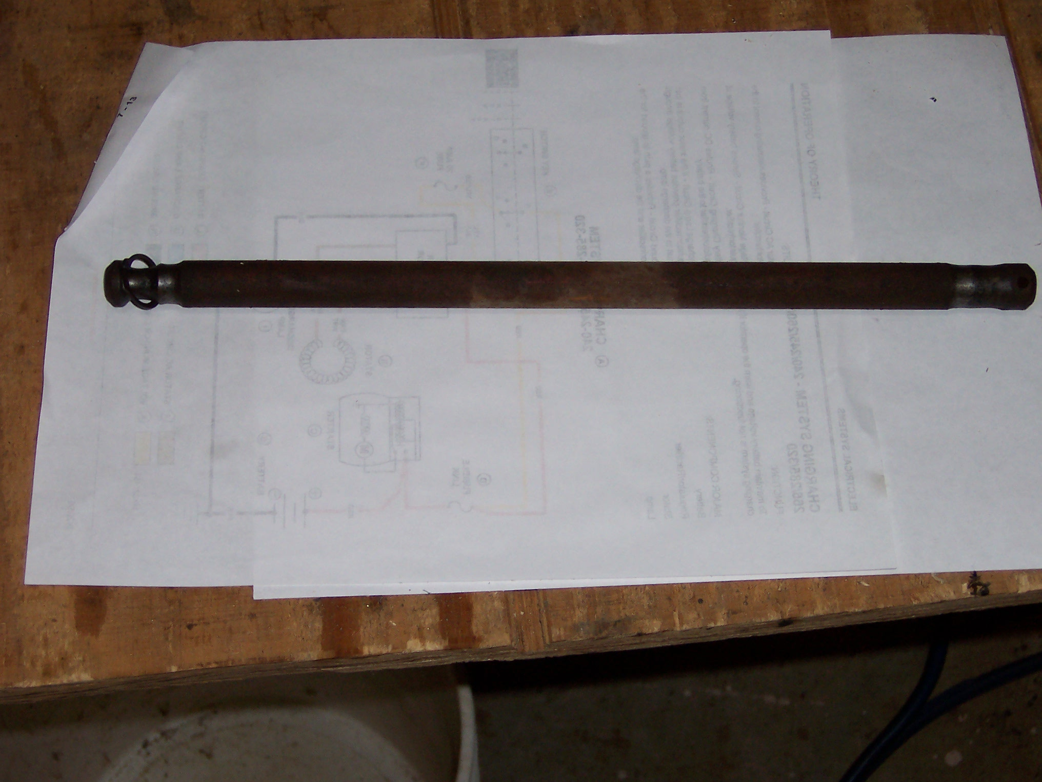 Rer Deck Repair The Friendliest Tractor Forum Snapper Sr1433 Wiring Harness Click Image For Larger Version Name Snapperrer 008 Views 95 Size
