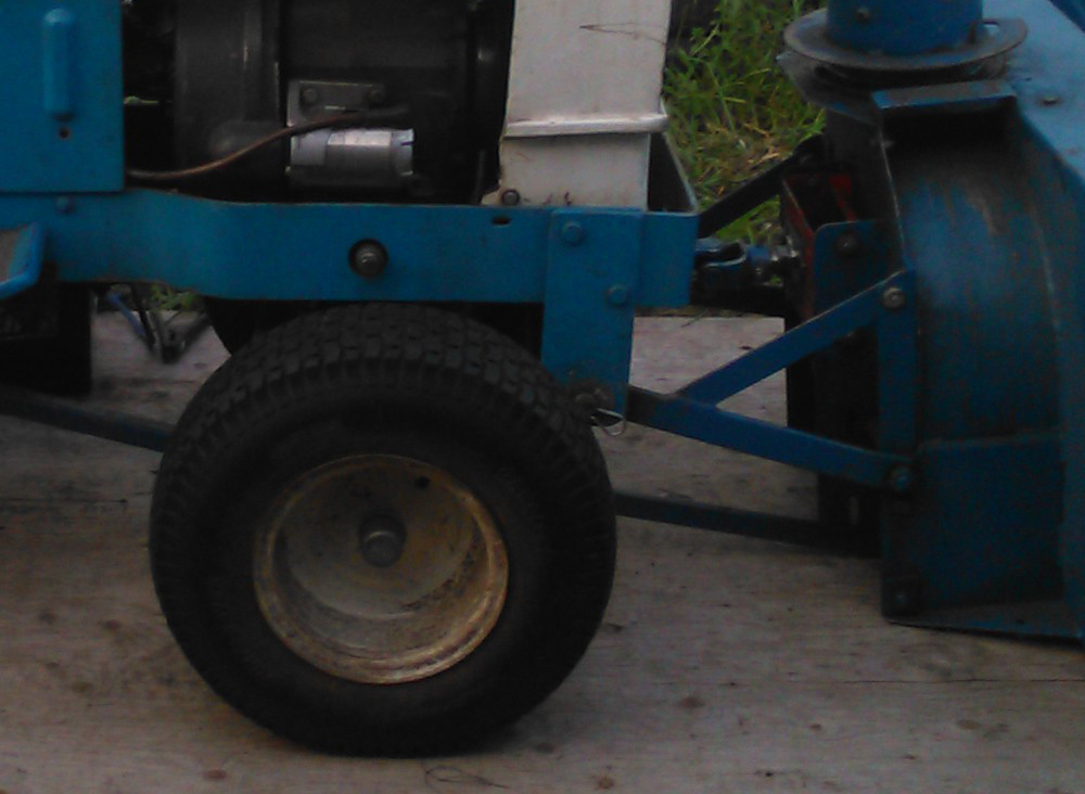 Yard-man 99x? identification and value - MyTractorForum com