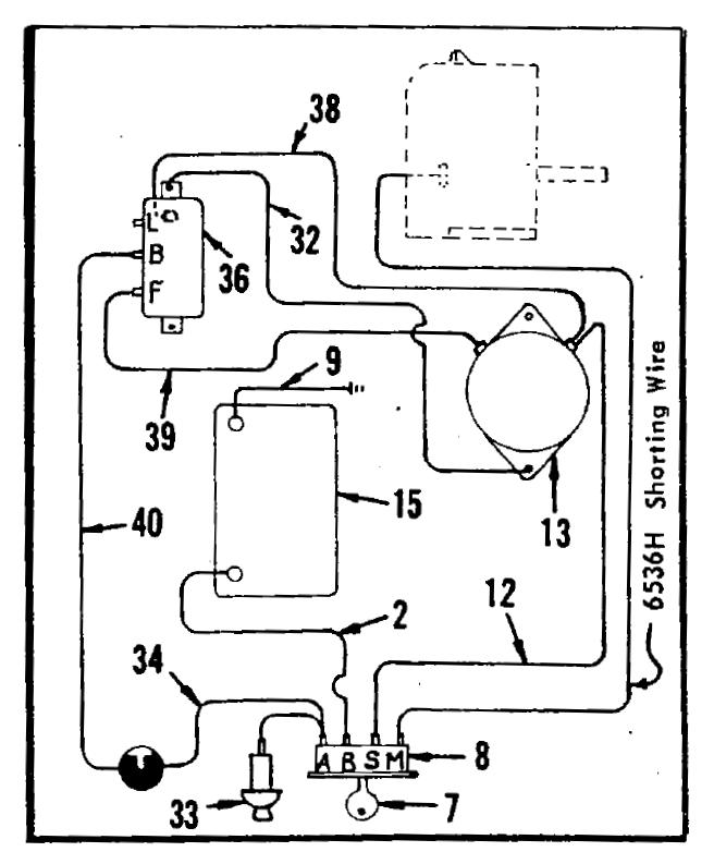 68 Super 12 Wiring   - Mytractorforum Com