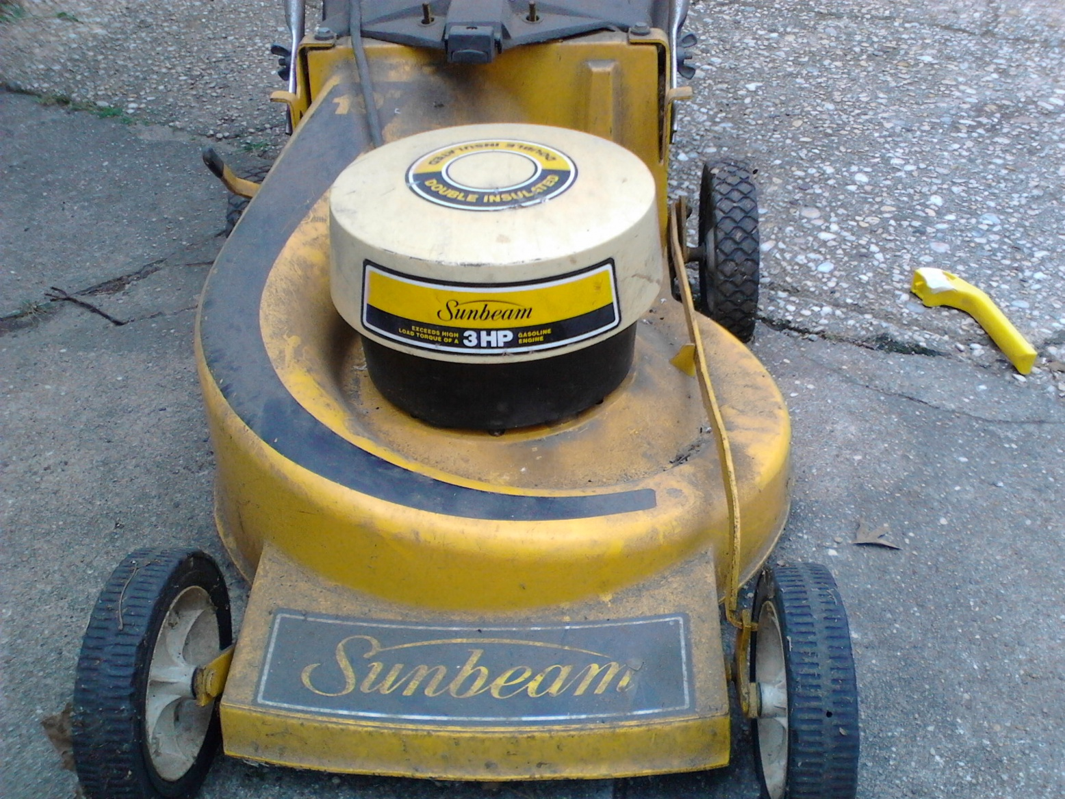 Electric Lawn Mower Motor Problems Impremedia Net