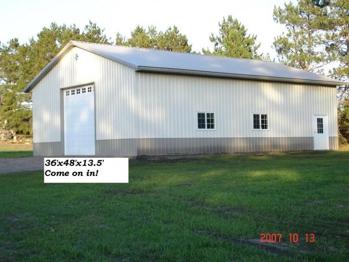 Ideas for building a 40x60 shop MyTractorForum The – 60 X 40 Garage Plans