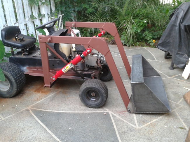 Recommend A Garden Tractorloader Combo Page 2 T
