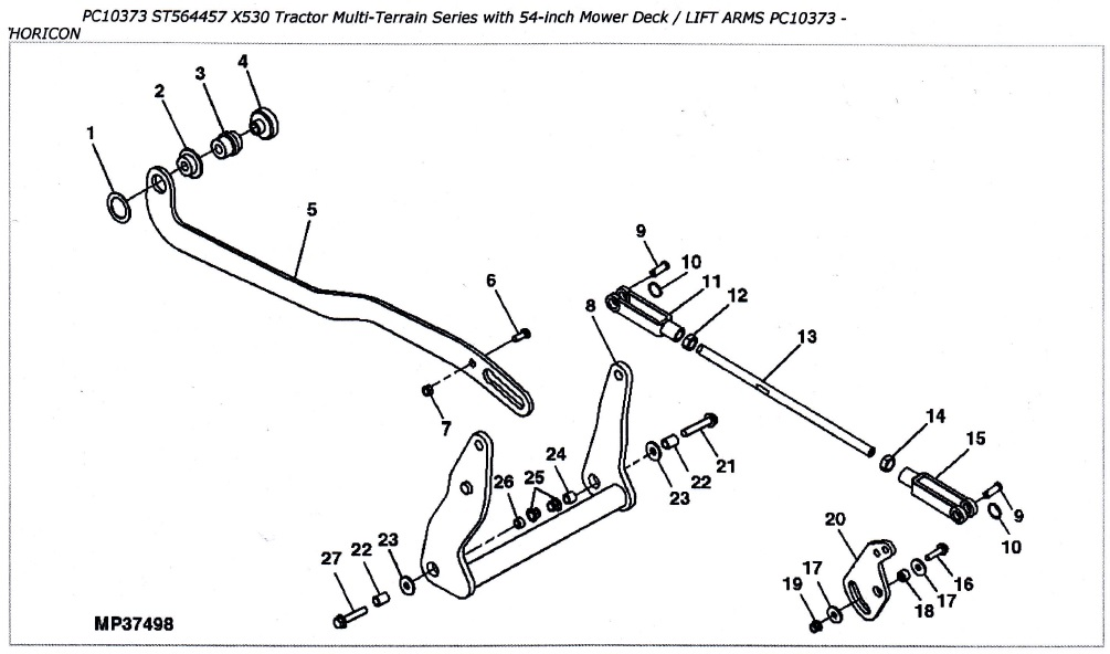 Wiring Diagram  33 John Deere 44 Snowblower Parts Diagram