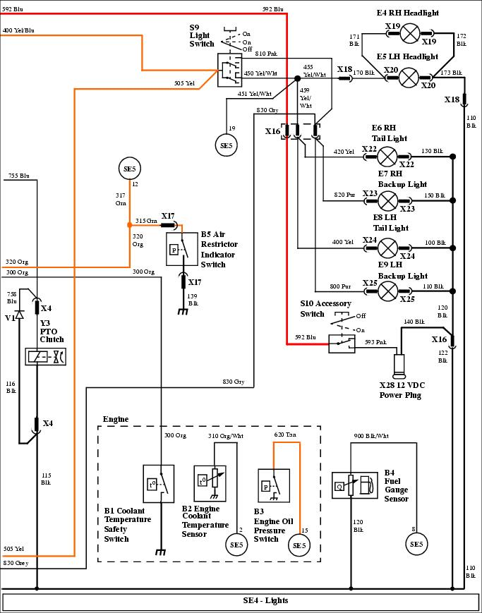X595 electrical Problem | My Tractor Forum | X495 Pto Wiring Diagram |  | My Tractor Forum