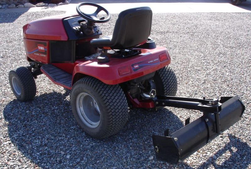 New Holland GT20 pidtures - Page 2 - MyTractorForum.com - The ... on