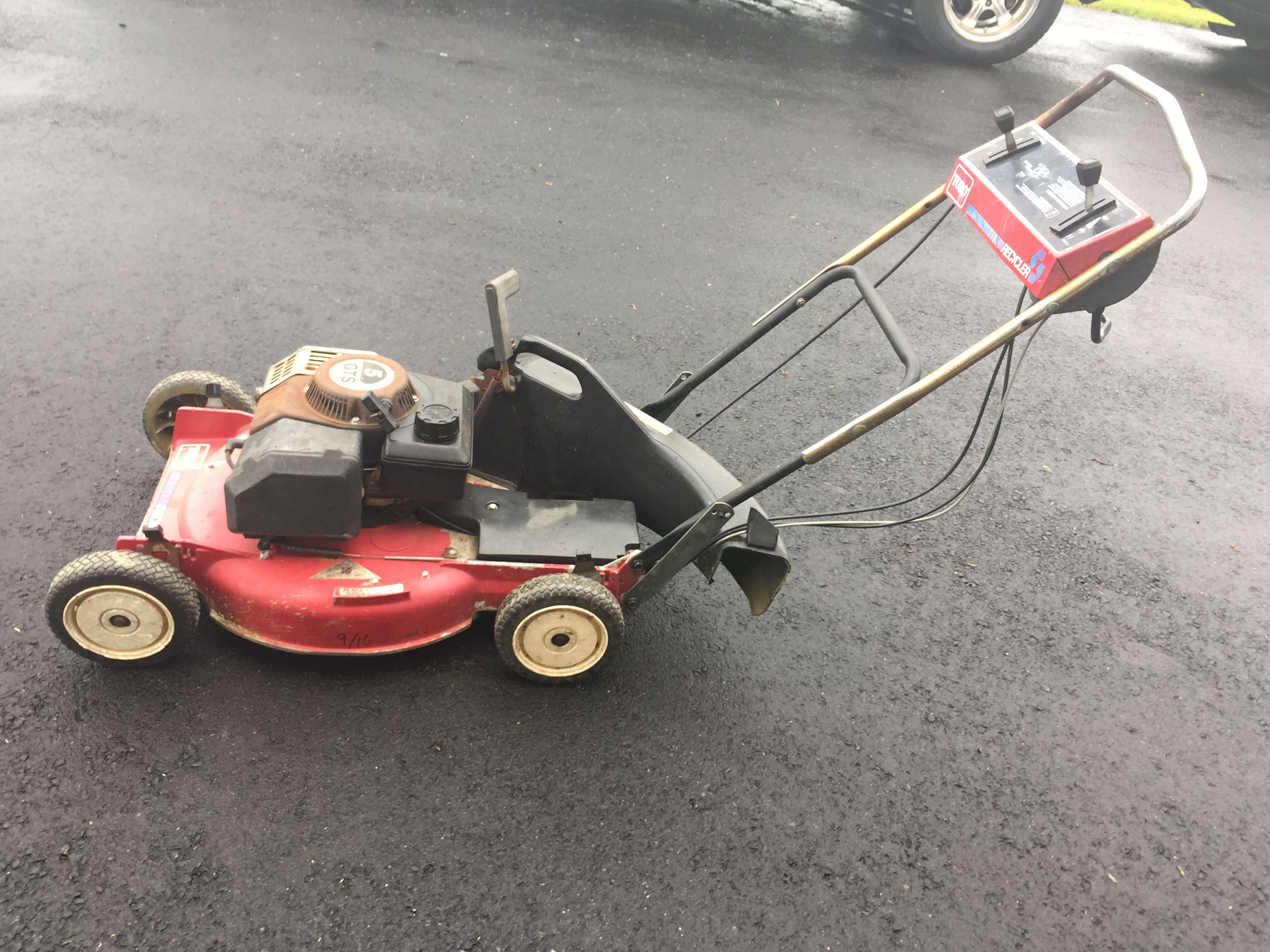 Need your help with a couple specs for Toro 22025 commercial