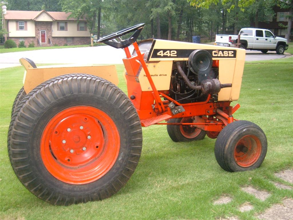 case garden tractor. Click Image For Larger Version Name: Tractor.JPG Views: 3503 Size: 140.9 Case Garden Tractor T