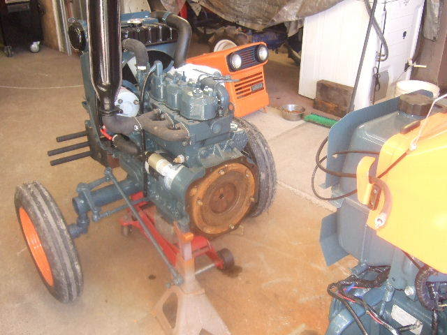 Clutch Problems (Yanmar 1500) - MyTractorForum com - The