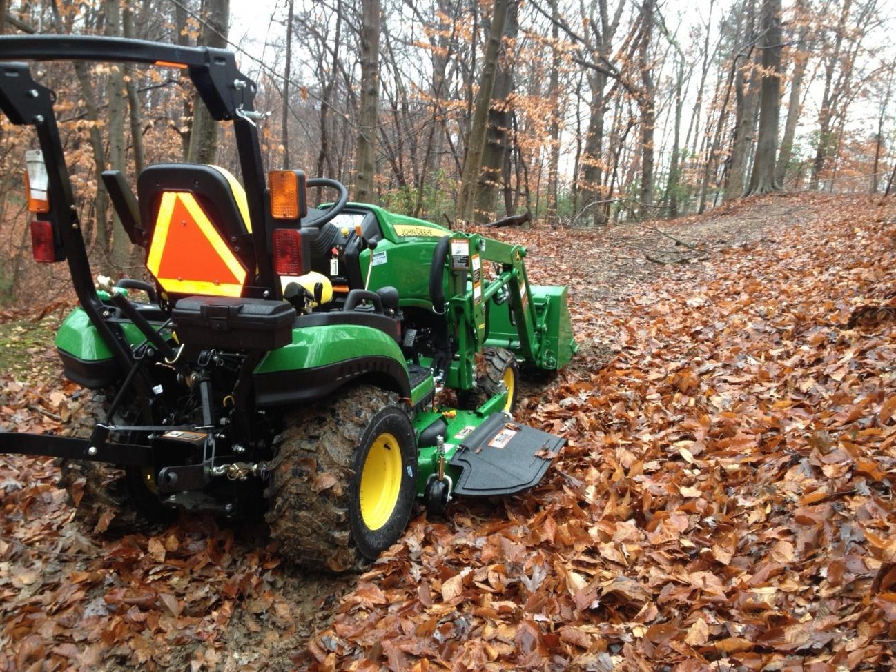 New 1025R - MyTractorForum com - The Friendliest Tractor