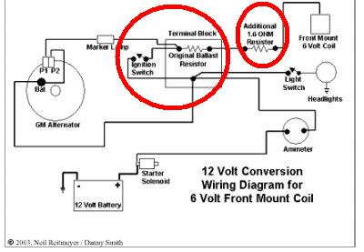 Scintillating Detailed Wiring Diagram 52 Ford 8n 12 Volt Wiring ...