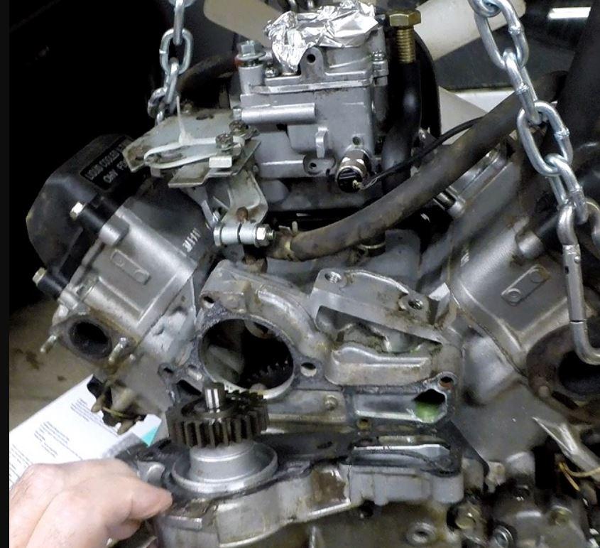 Kawasaki FD620D Plastic Cam Gear - MyTractorForum com - The