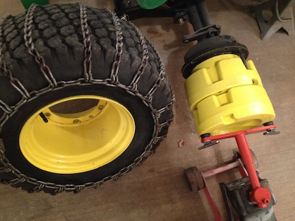 Wheel Weight Mod The Friendliest Tractor Forum And Best Place For Tractor