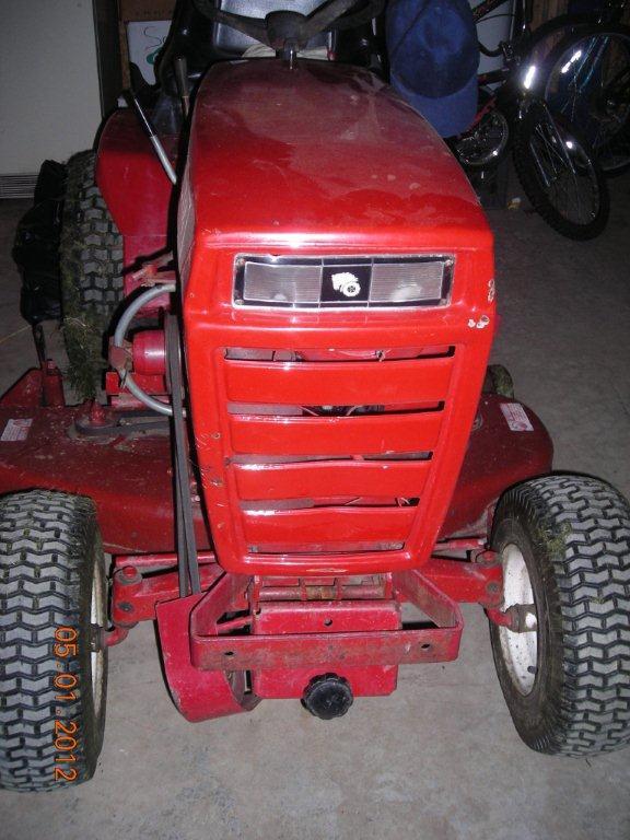 Wheel Horse - Please help me identify it! - MyTractorForum