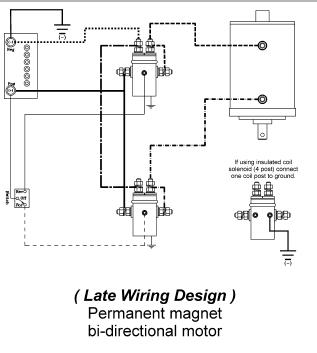 warn winch 4 solenoid wiring diagram the wiring warn winch wiring diagram 2 solenoid jodebal