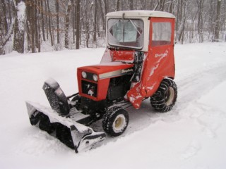 Should I get a snow blower attachment? - Page 2
