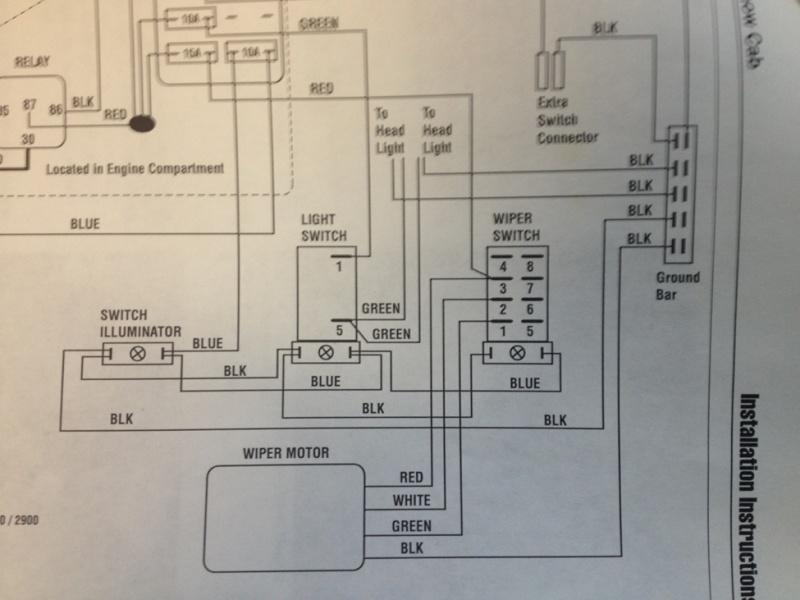 Simplicity Legacy Xl Wiring Diagram