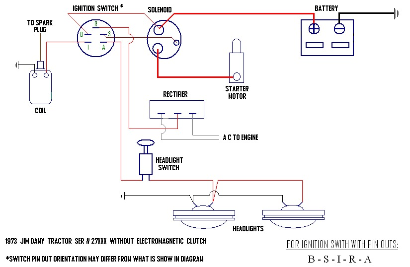 Ford Solenoid Question - MyTractorForum.com - The ... on