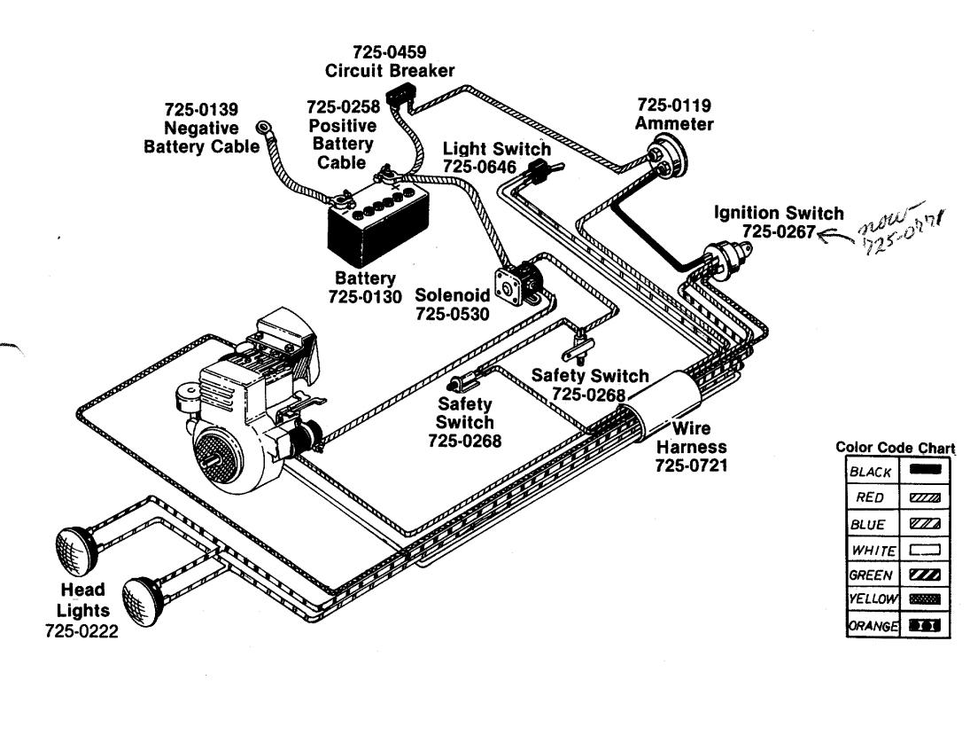 Mtd 990 Wiring Diagram