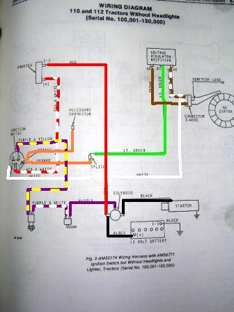 1968 John Deere 112 Wiring Diagram 1999 Club Car Wiring Diagram Key Switch Viking Kankubuktikan Jeanjaures37 Fr