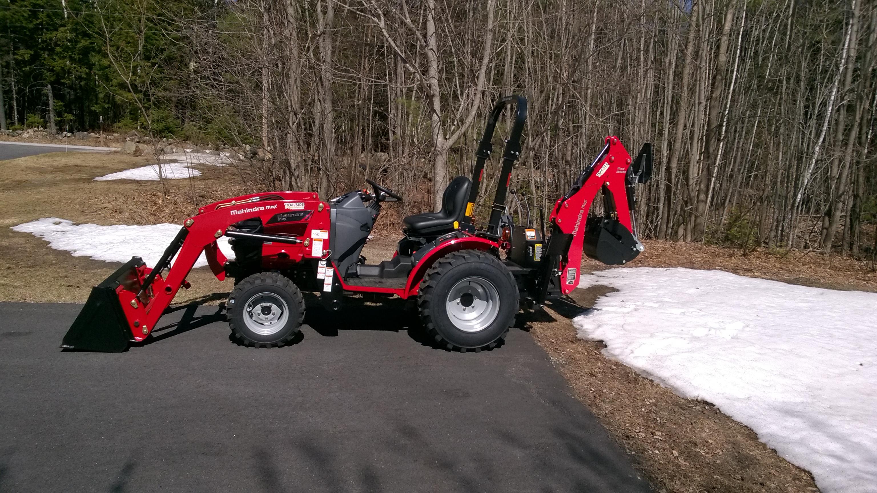 Max 26xl - MyTractorForum com - The Friendliest Tractor
