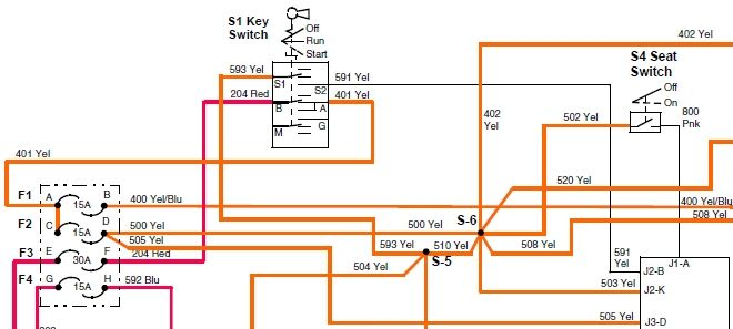 Another X748 TinyTach Installation (video) - MyTractorForum ... on