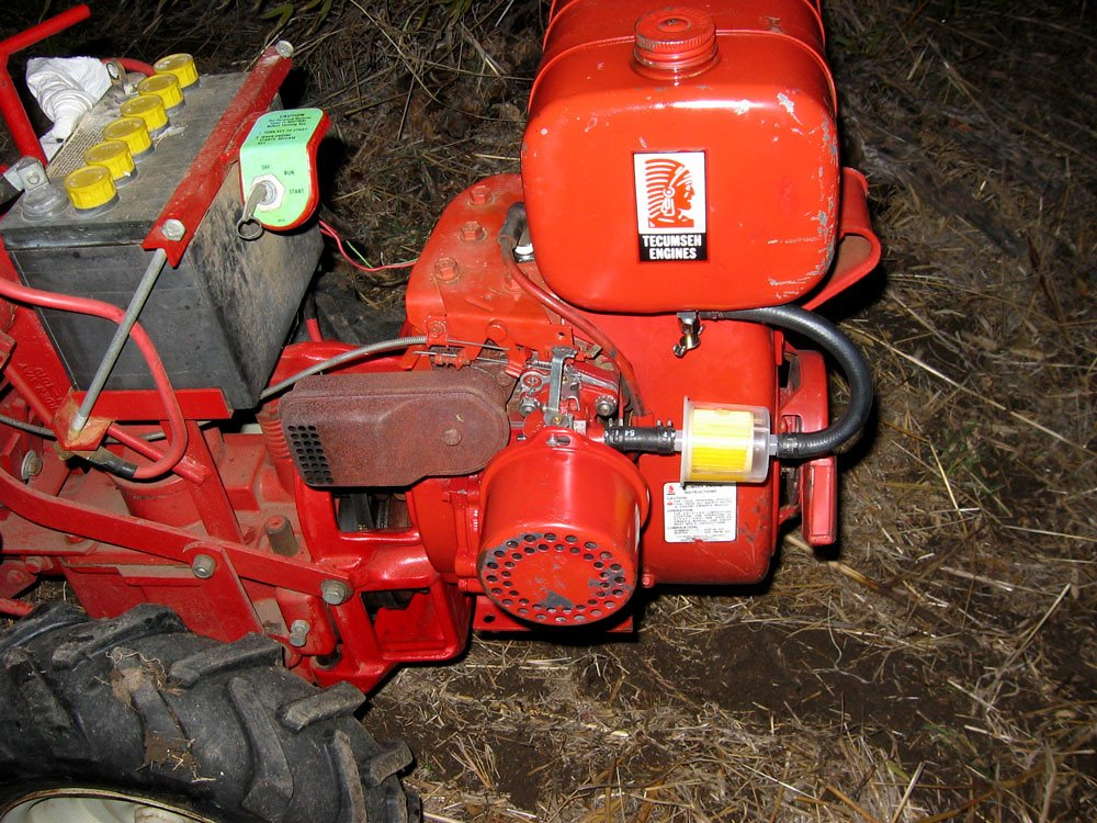 Troy-Bilt Horse Project   My Tractor Forum