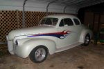 drbailey's 1940 Chevy. bussiness coupe