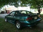 drbailey's 1989 Ford Mustang