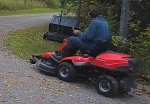 Swedish Rider AWD Mower