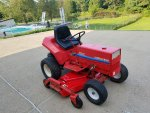 My new Gravely tractor.jpg