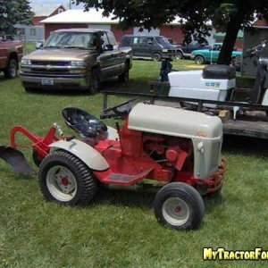 Mini N Mower