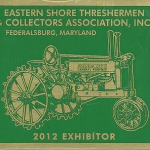 Threshermens 2012 Federalsburg, Maryland