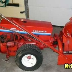 Gravely 5665 Professional