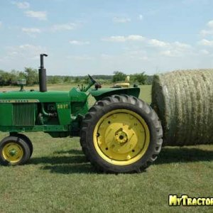 3010 moving hay